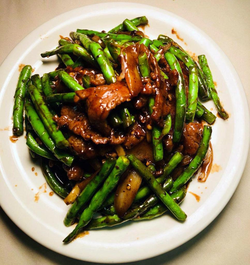 Green Bean Beef